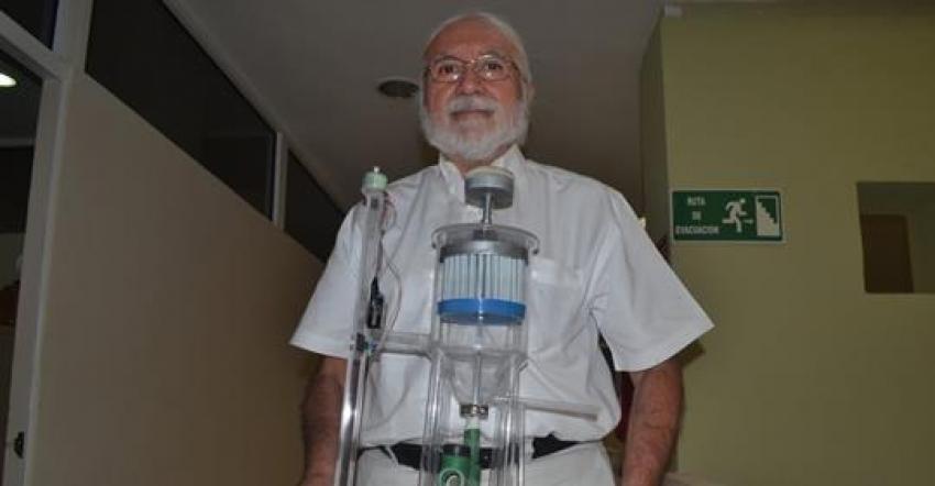 Un mexicano logra patentar sistema que hace potable el agua del mar