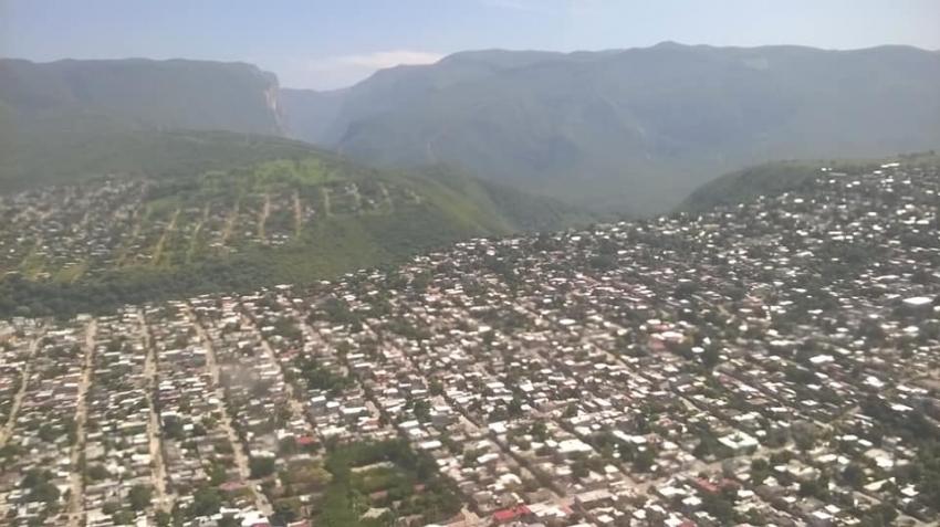 """Las invasiones al """"Parque Nacional del Cañón del Sumidero"""", un problema que parece no tener fin"""