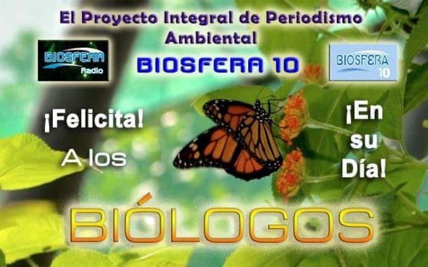 ¡Feliz Día del Biólogo!!!